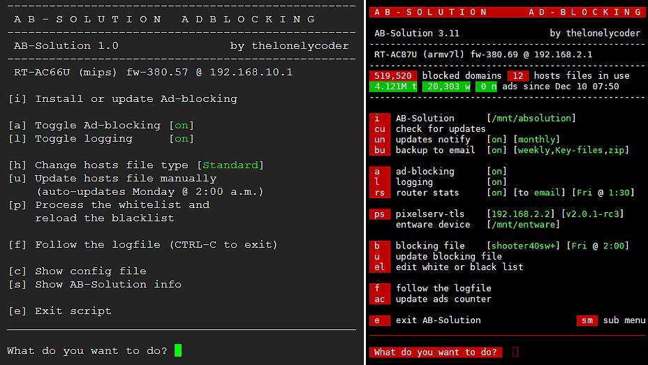 Diversion - the Router Ad-Blocker - Diversion
